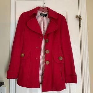 Nanette Lepore Red Jacket
